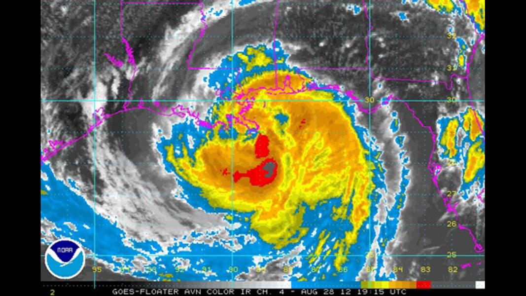15 hurricane isaac noaa