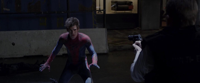 amazing spiderman 1109