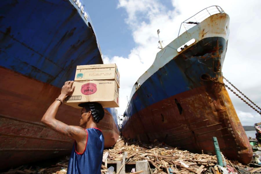 11 typhoon relief 1111