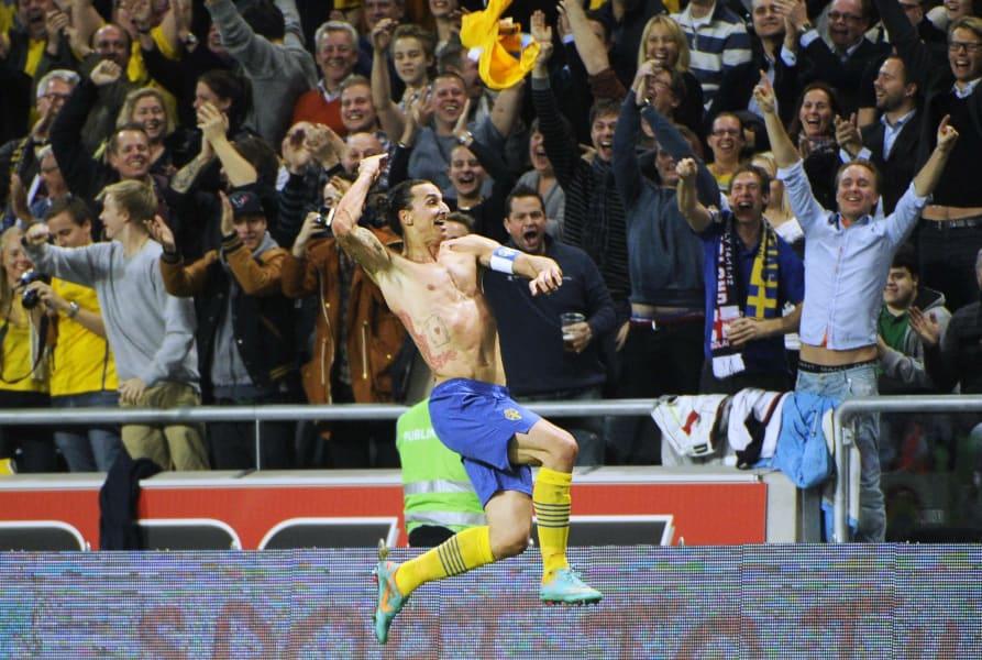 ibrahimovic england overhead kick