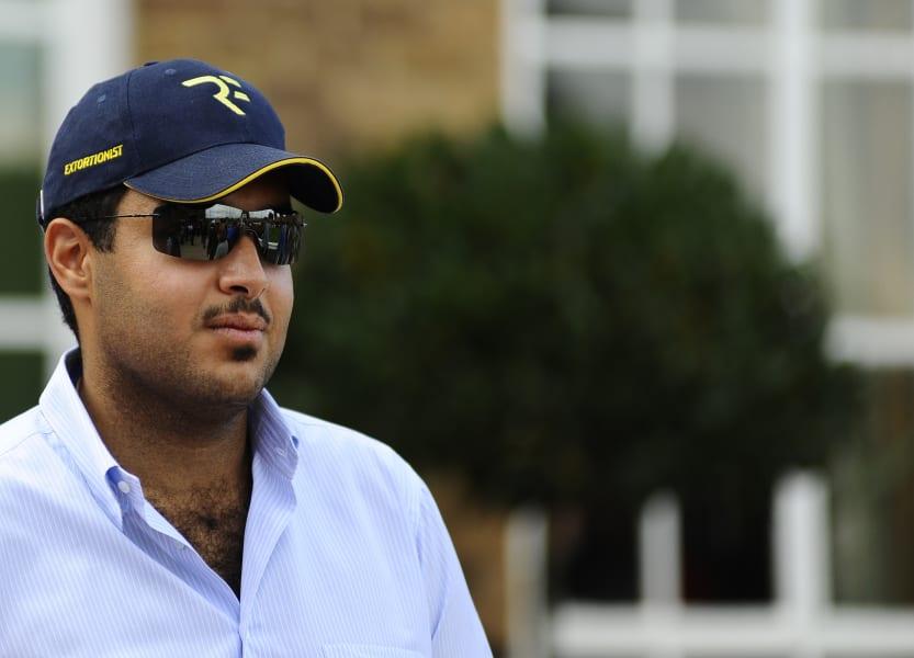 sheikh fahad al thani tattersalls