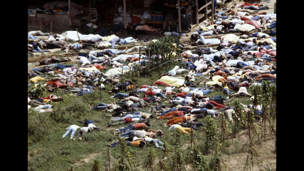 01 Jonestown Massacre