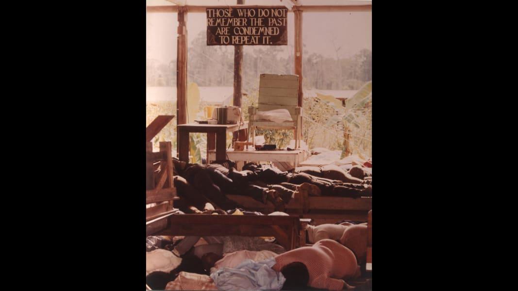 12 Jonestown Massacre