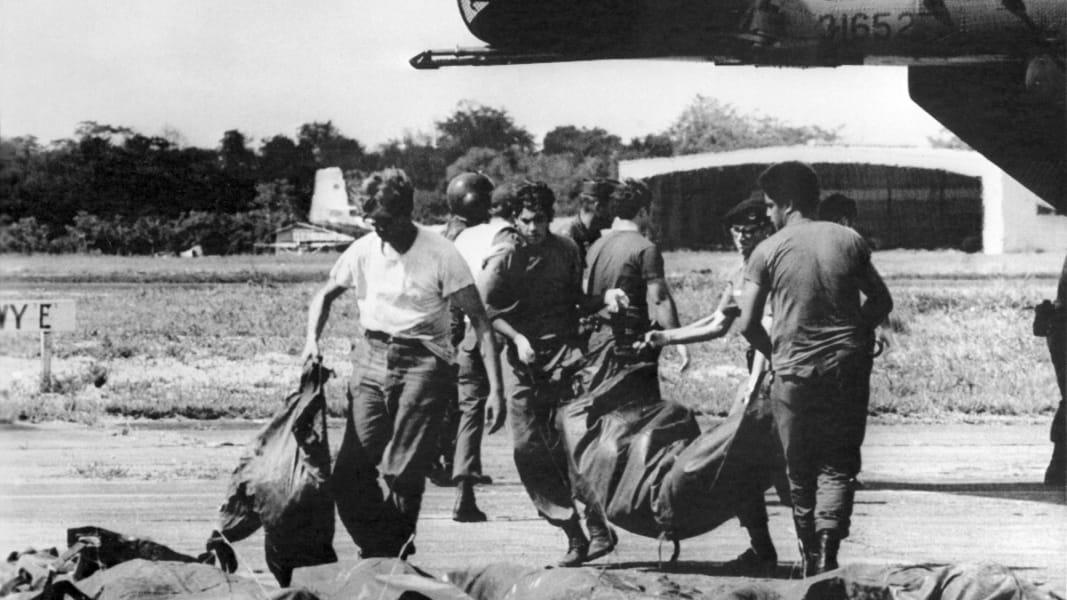 13 Jonestown Massacre
