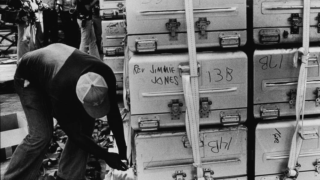 14 Jonestown Massacre