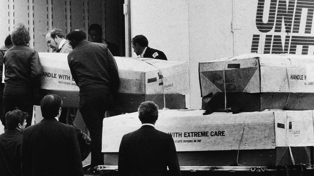 15 Jonestown Massacre