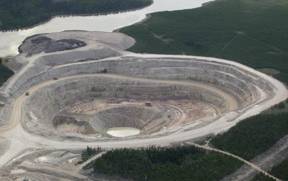 Canada Uranium Mine