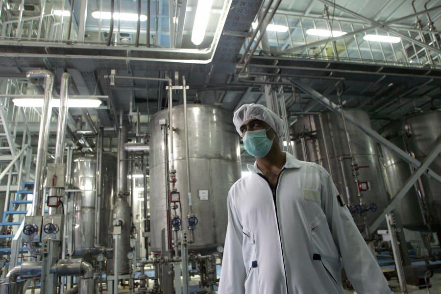 Iran Technician Isfahan
