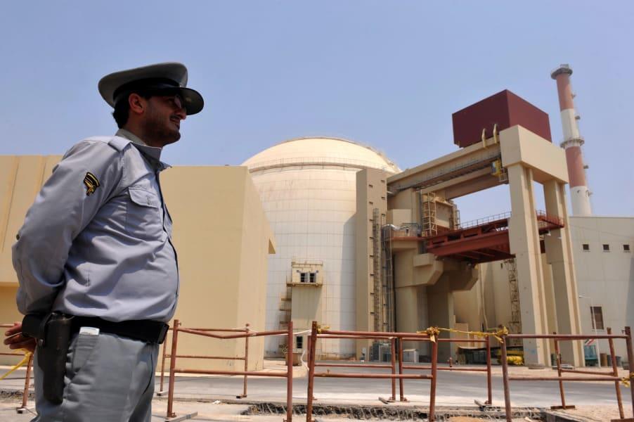 Iran Bushehr Plant