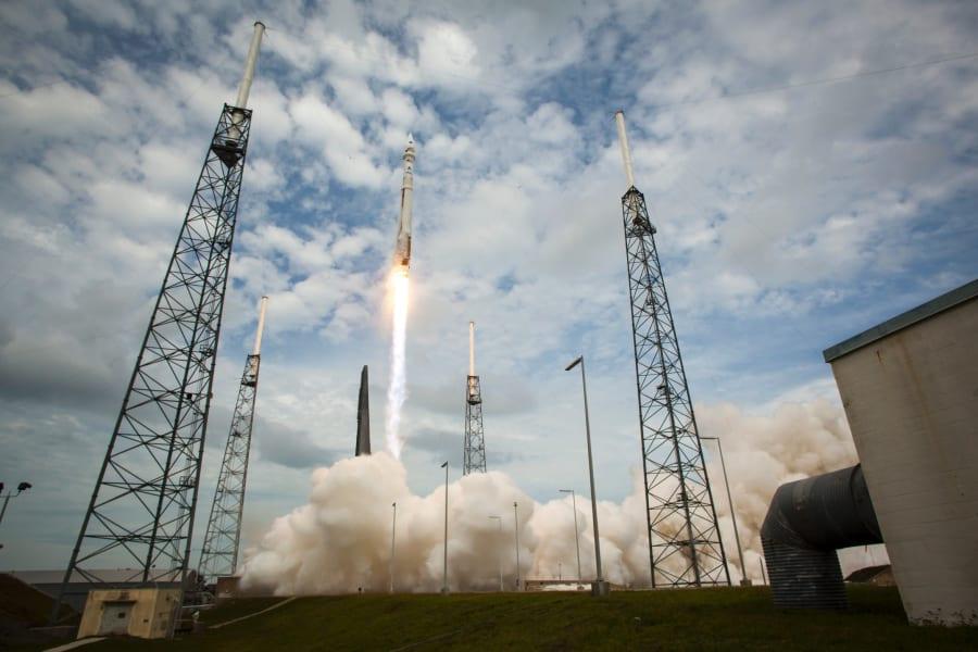 mars maven launch