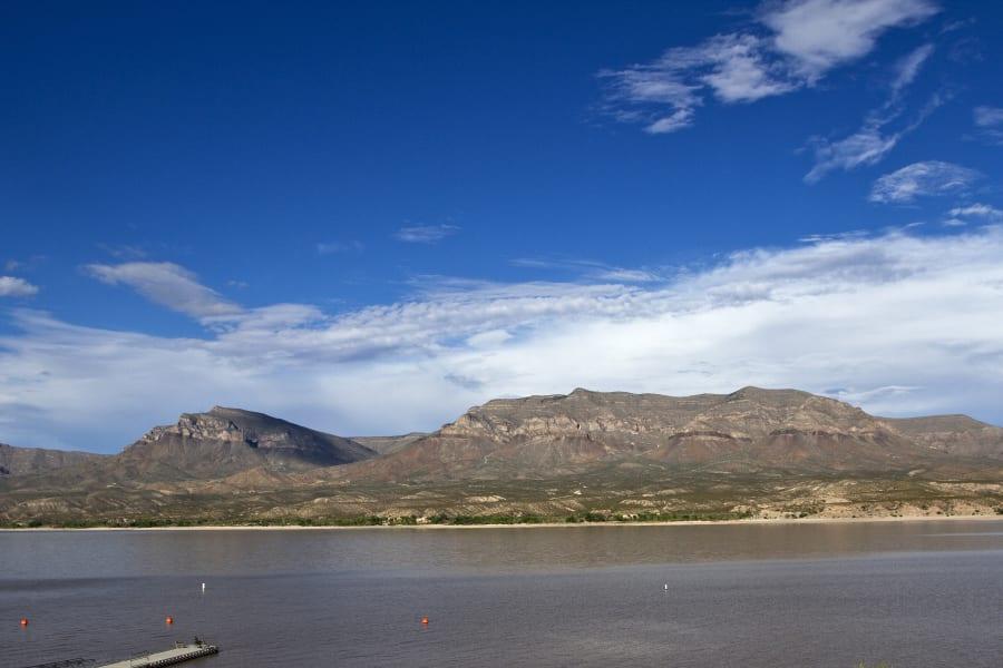 Caballo Lake New Mexico