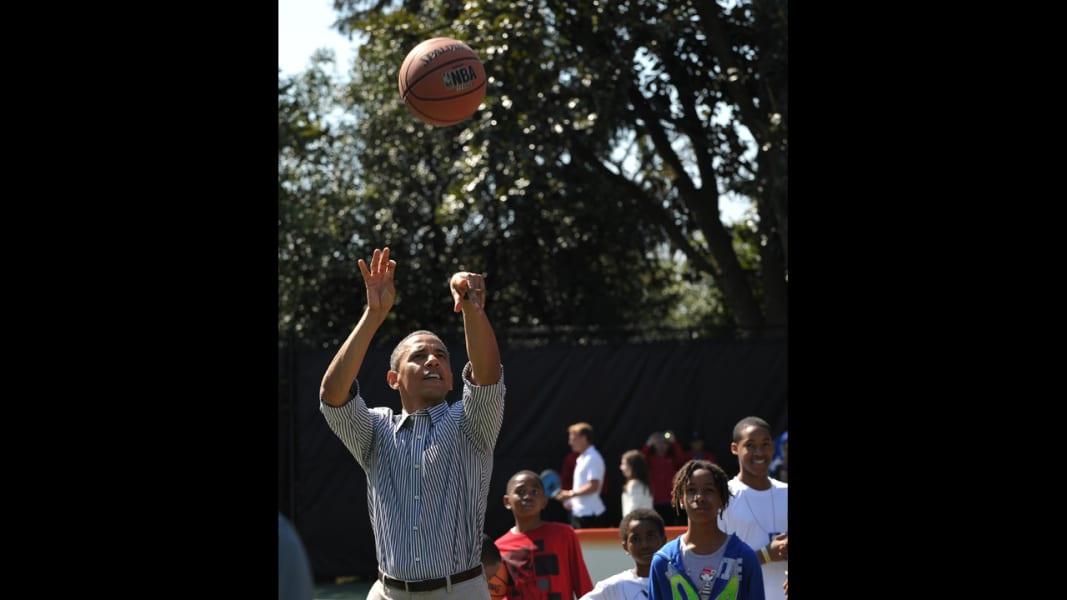 15 president hobbies