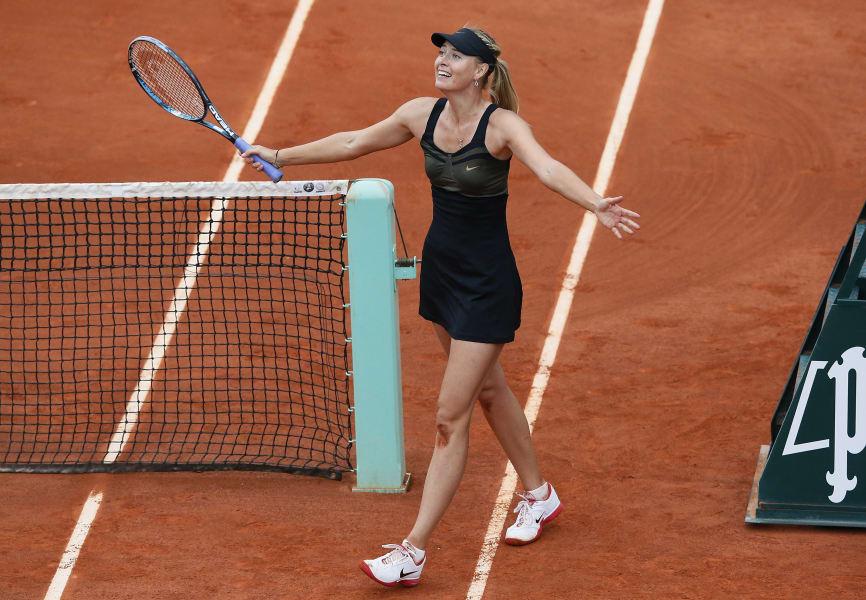 Sharapova 7