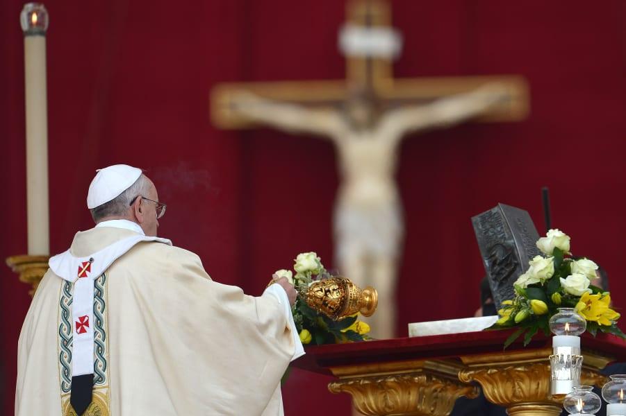 vatican pope st peter