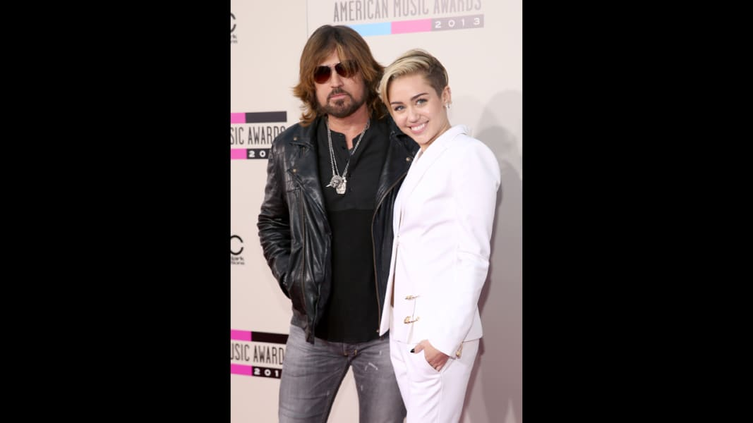 AMA Miley Billy Ray