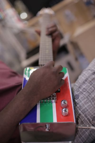 township guitars south african flaf