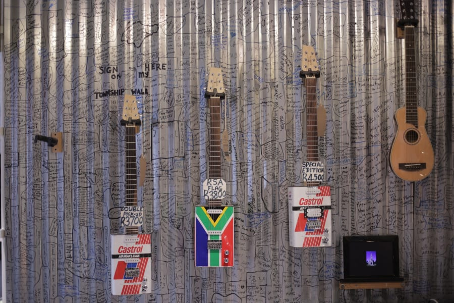 township guitars different models