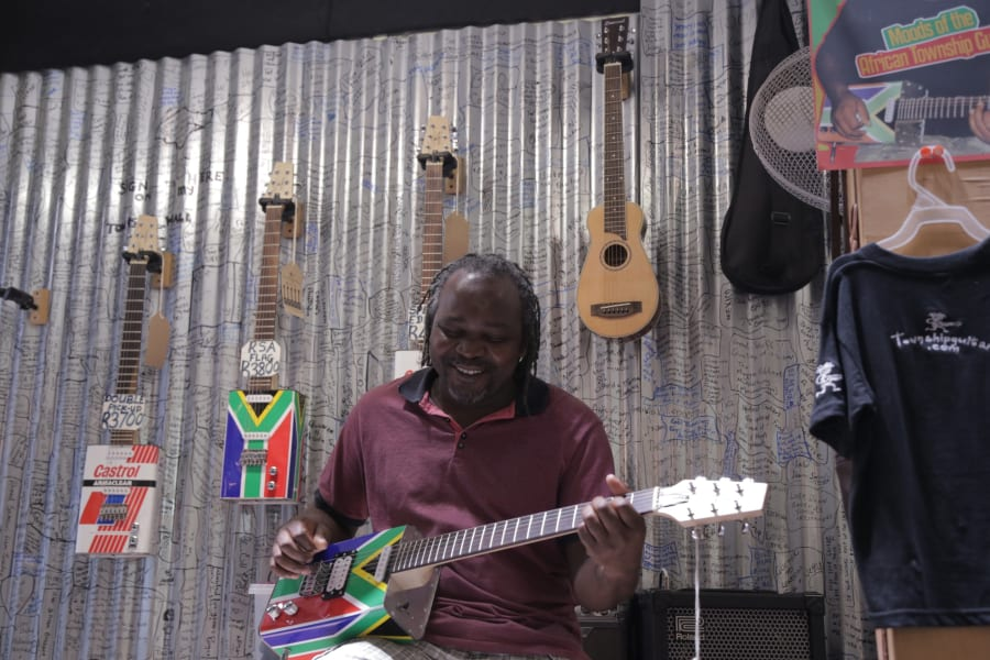 township guitars store market