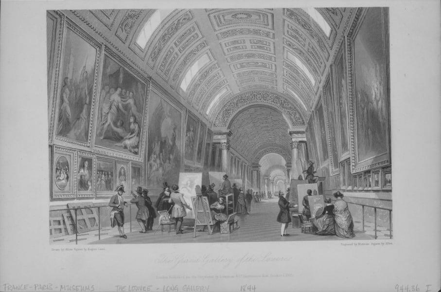 louvre copyists 1844