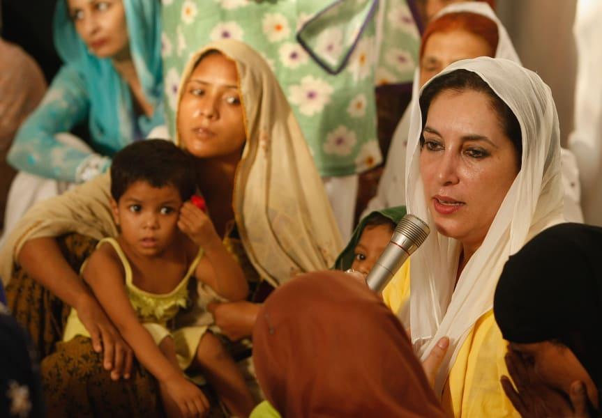 11 benazir bhutto