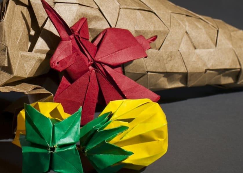 MIT origami 8