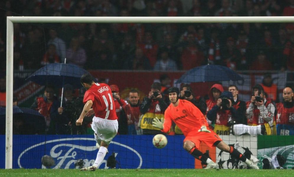 ryan giggs 2008 cl final