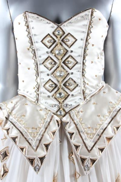 Diana dress bodice