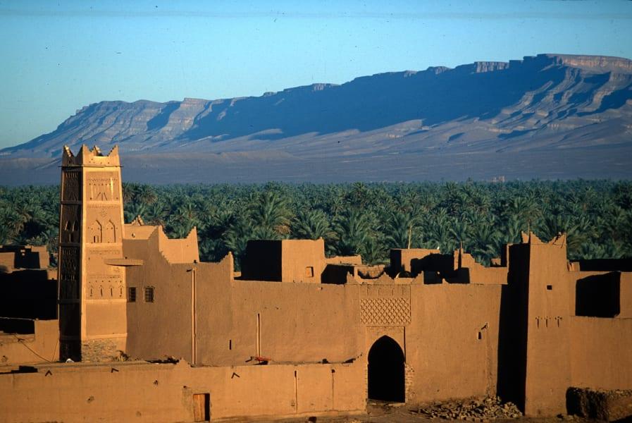 Ouarzazate Region morocco