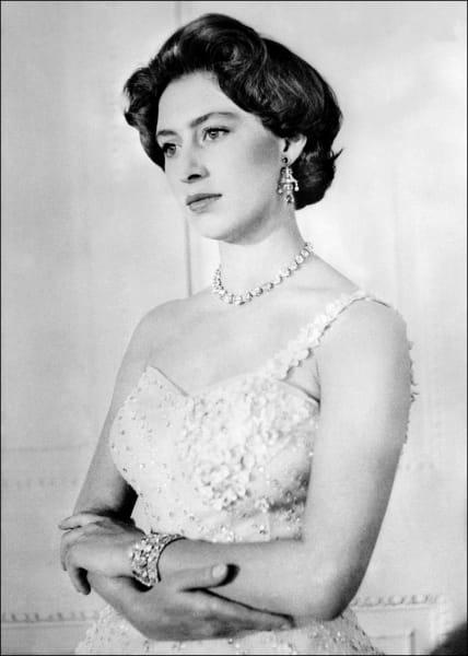 Princess Margaret 26 birthday