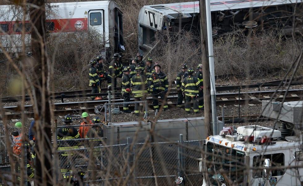 10 new york train derailment RESTRICTED