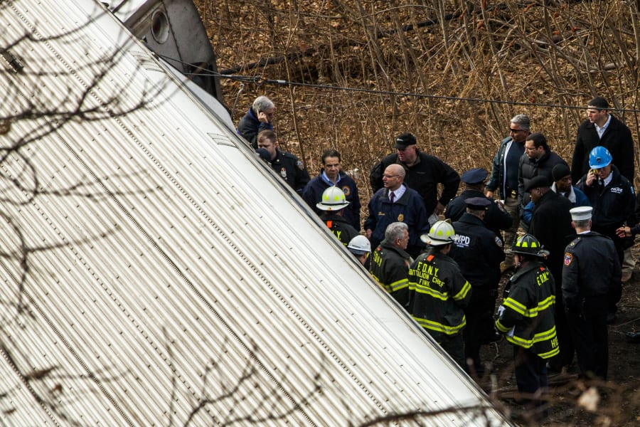 20 new york train derailment