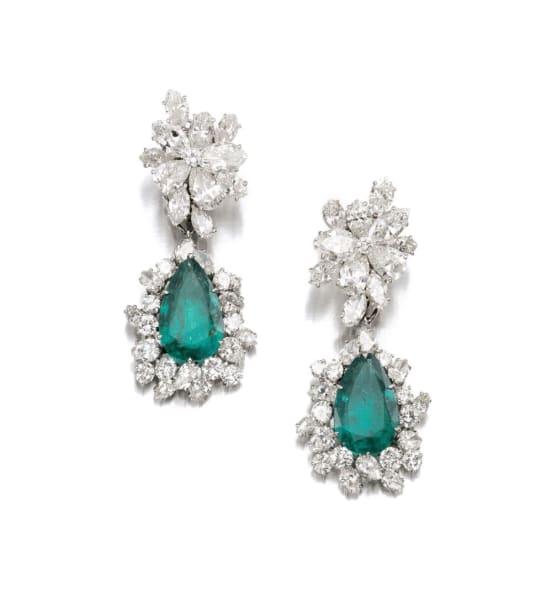 Gina Lollobrigida Bulgari earrings