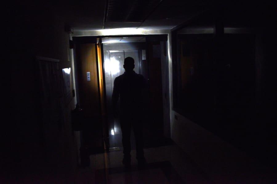 caracas blackout dec 2 1