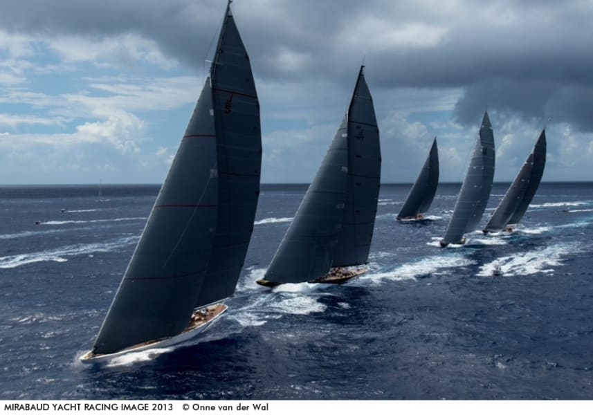 jclass yachts picture awards