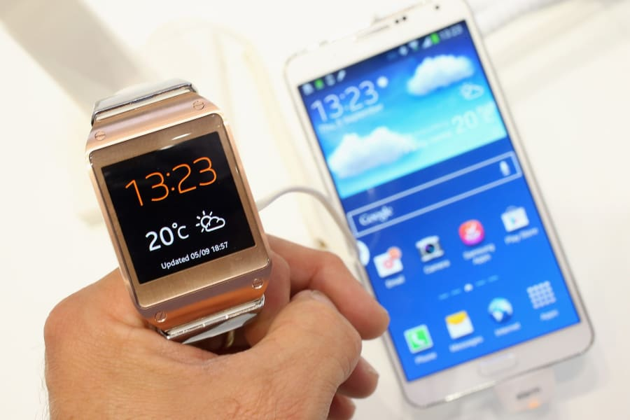 galaxy smartwatch