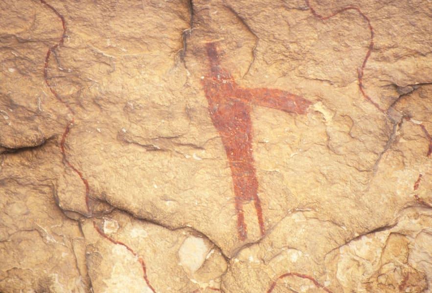 20 archaelogy texas rock art - RESTRICTED