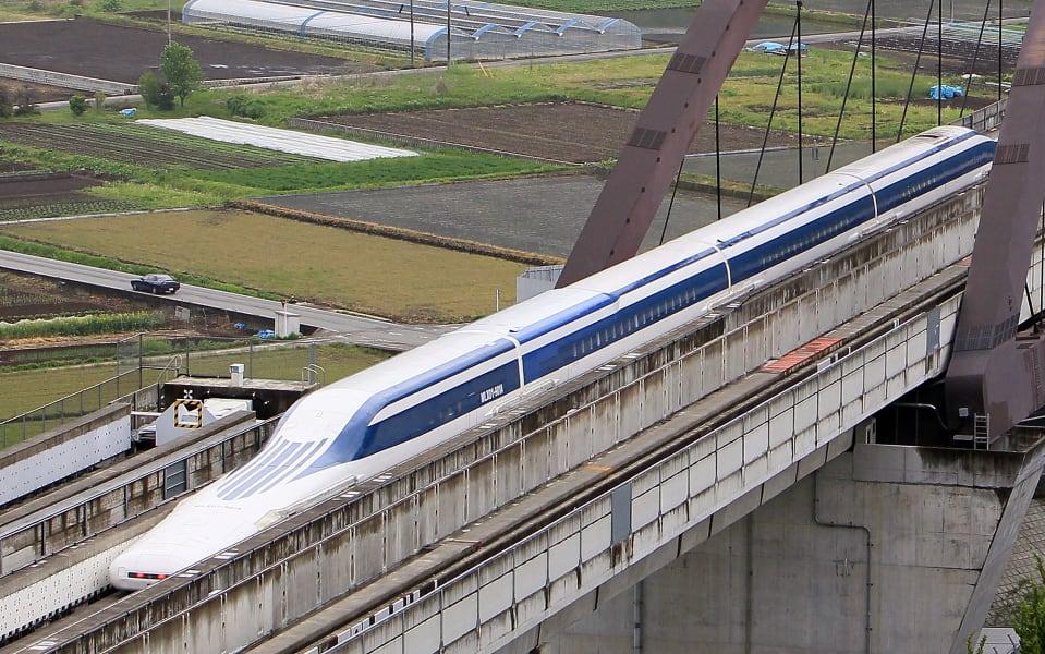 Japan maglev 2