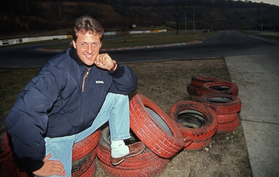 schumacher karting