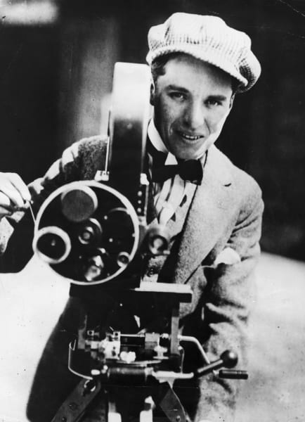 charlie chaplin young director