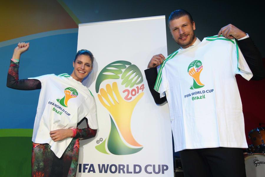 Fernanda Lima and Rodrigo Hilbert