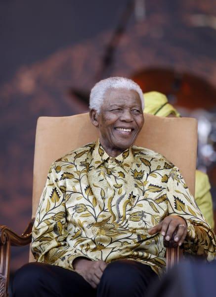 mandela ANC 2008