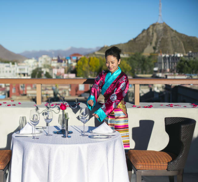 New Hotels 2014 - Shangri-La Lhasa