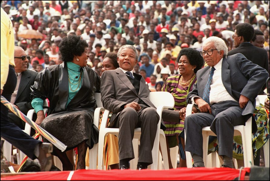 Anti-apartheid heroes 1