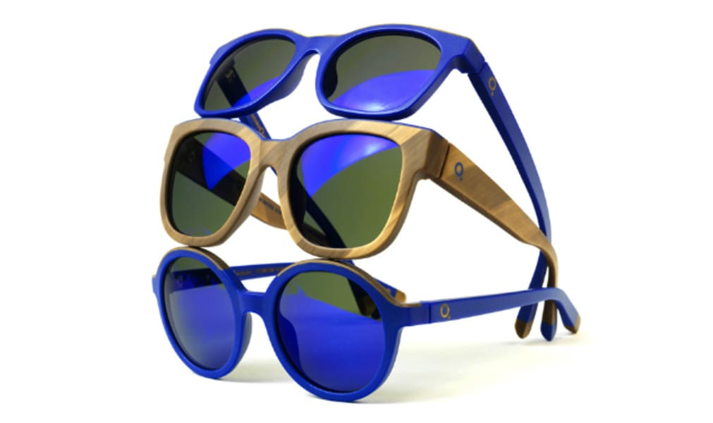 Sunglasses art