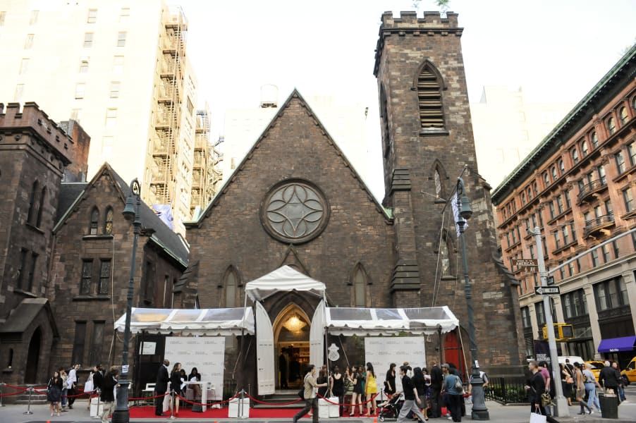 10 repurposed churches