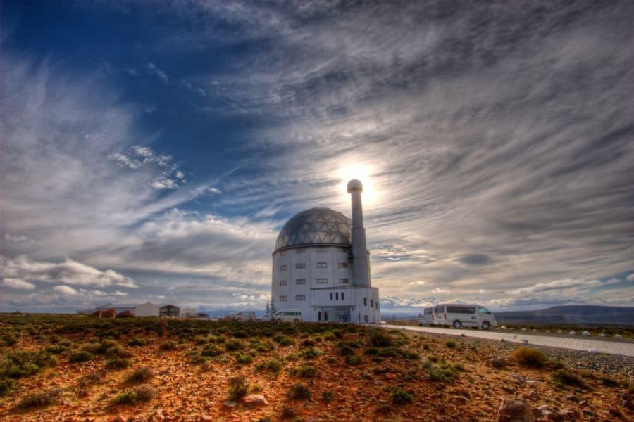 SALT telescope 2