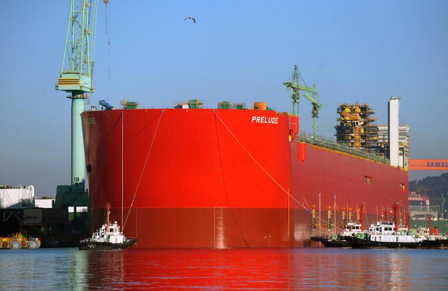 Shell Prelude Hull