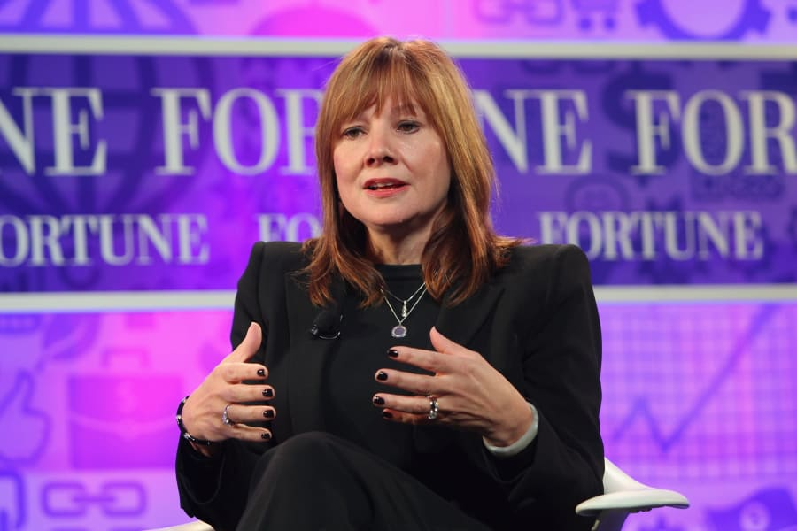 FORTUNE Most Powerful Women Summit Mary Barra