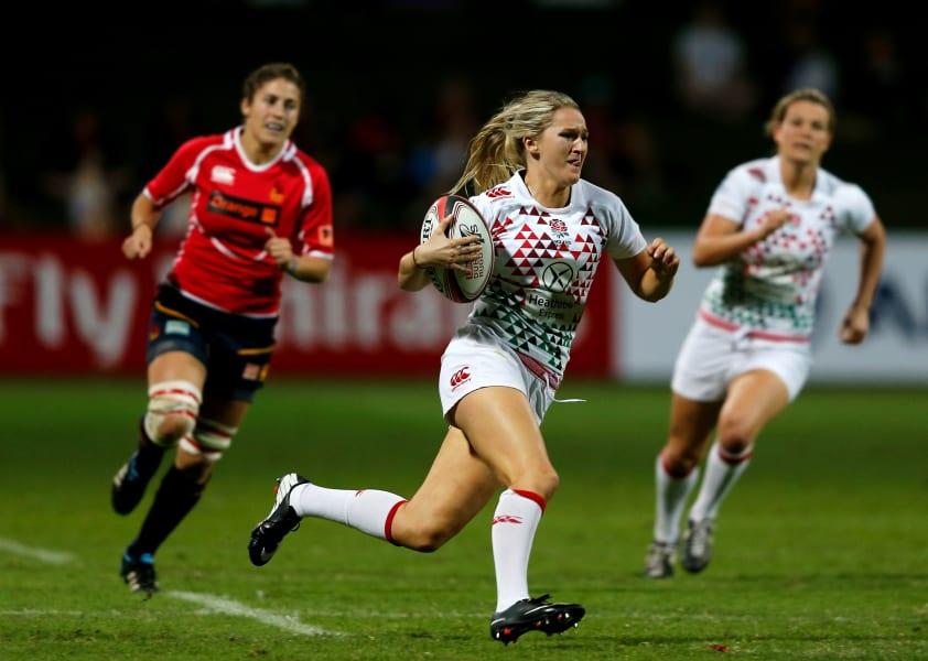 Megan Ellery Rugby