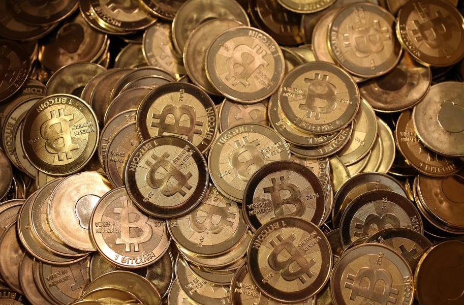 bitcoins physical unit